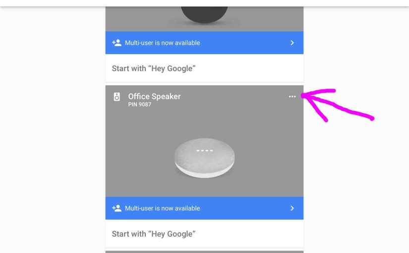 How to Connect Bluetooth Speaker to Google Home