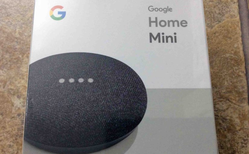 Google Home Mini Unboxing, Step by Step