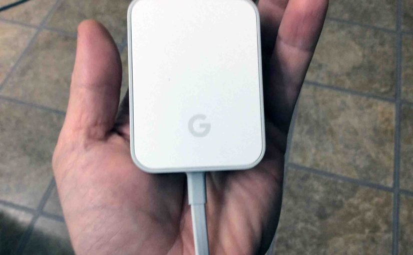 AC Power Adapter Specs for the Original Google Home Smart Speaker
