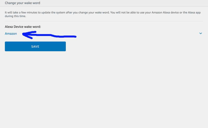Can You Change Amazon Alexa Name?  Yes Indeed!