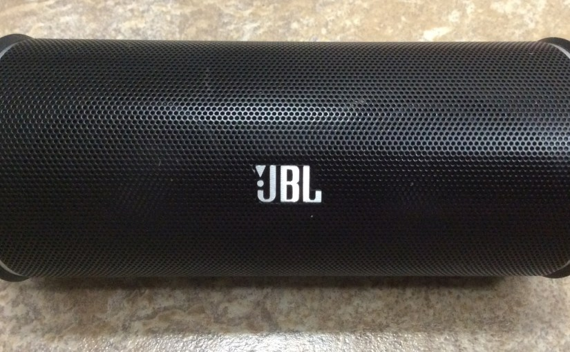 How to Charge JBL Flip 2 Portable Bluetooth Speakers