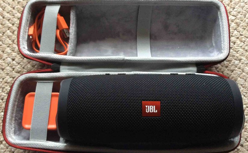 JBL Charge 3 Power Adapter Details and Specs