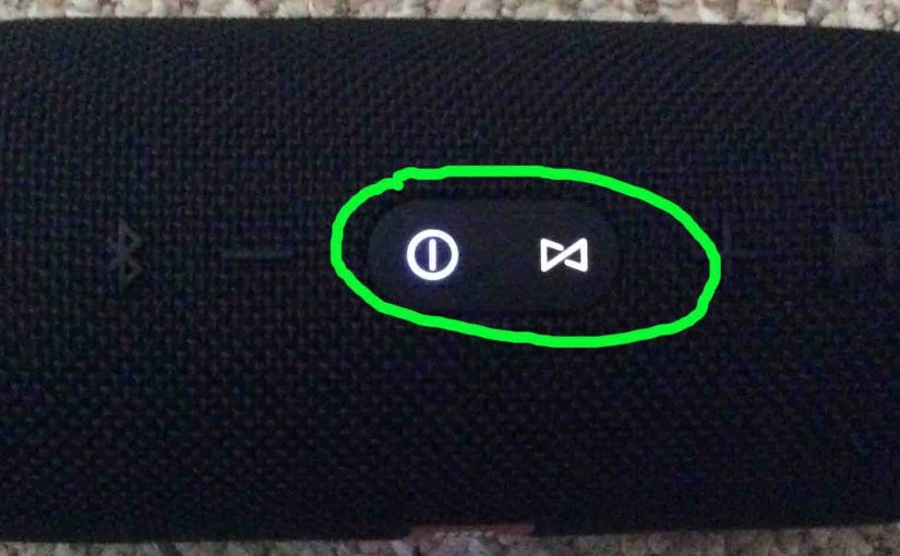 JBL Charge 3 Controls Explained, How to Use Them