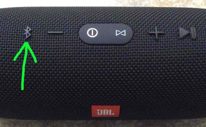 How to Make JBL Charge 3 Discoverable