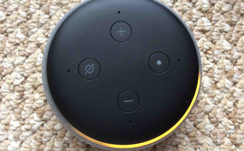 Hard Reset Alexa Echo Dot Instructions
