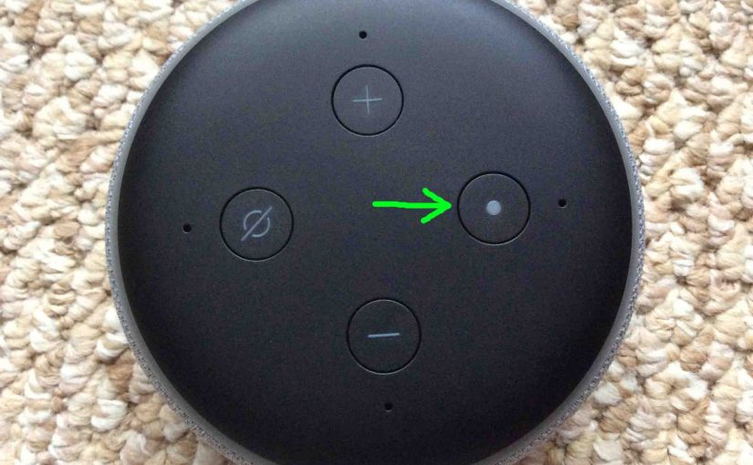 How to Reset Echo Dot 3rd Gen Alexa Speaker