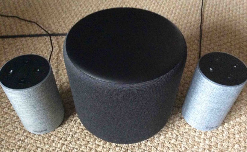 Alexa Echo Subwoofer Setup Instructions for Amazon Echo Sub Speaker