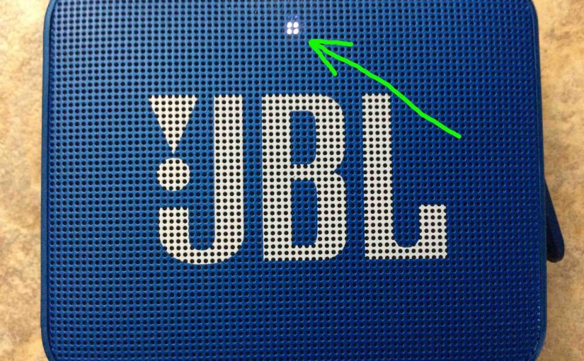 How to Connect JBL Go 2 to iPhone