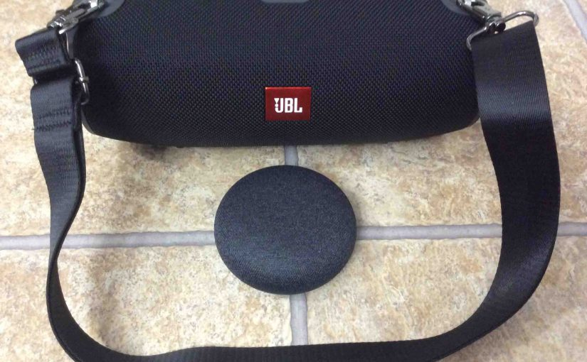Pair JBL Xtreme with Google Home, How To