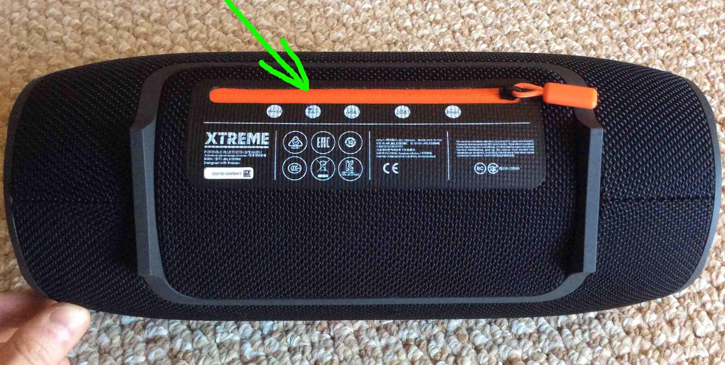 JBL Xtreme Charging Instructions, Speaker Charging Time   Tom's Tek Stop