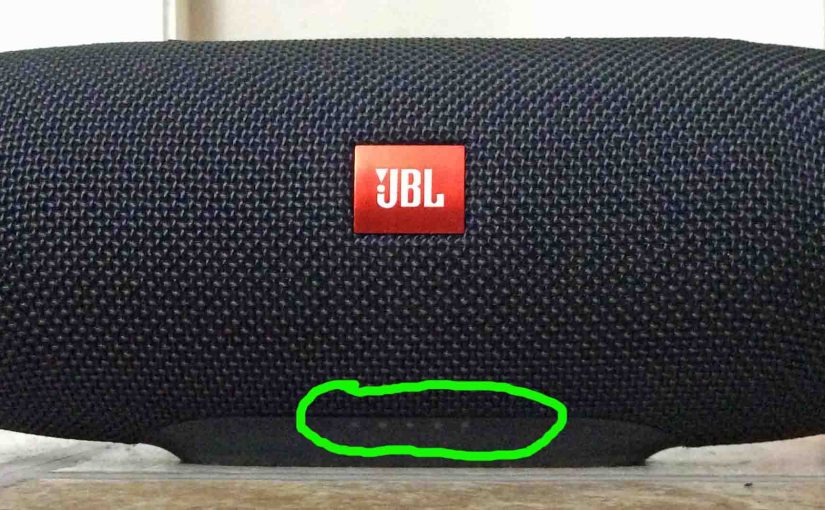 How to Tell if JBL Charge 3 is Charging