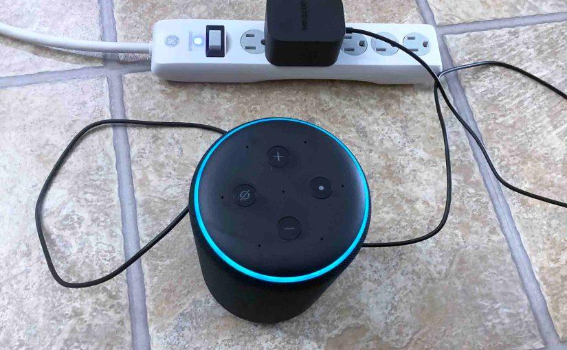 How to Restart Alexa Smart Speaker