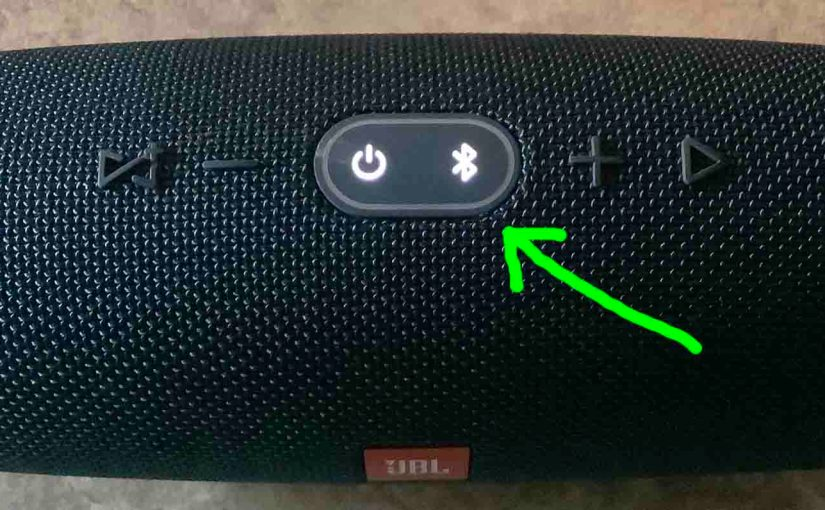 JBL Bluetooth Speaker Connect Instructions