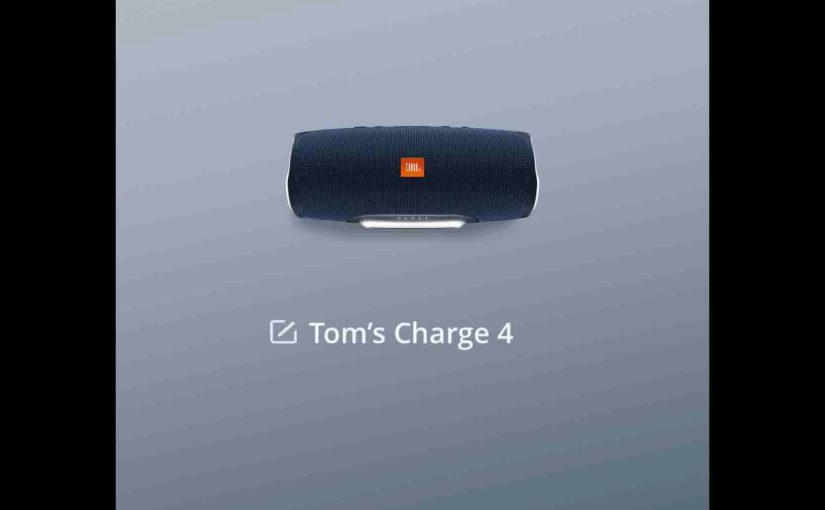 JBL Charge 4 Reset Button, Where to Find It