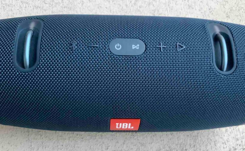 JBL Xtreme 2 Hard Reset Instructions