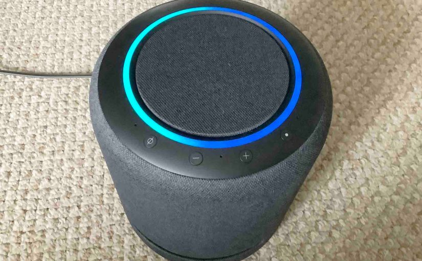 How to Reboot Echo Studio Smart Speaker