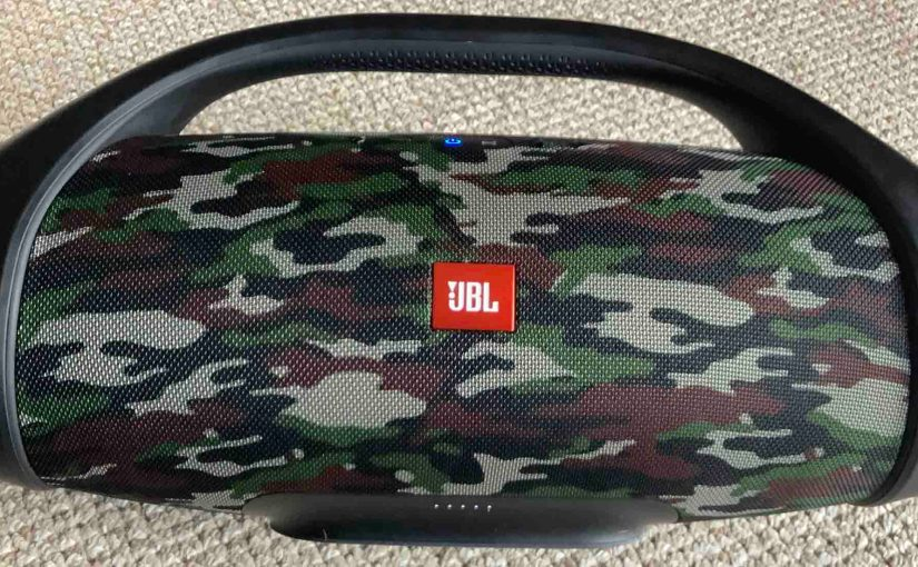 How to Check JBL Boombox Battery Life