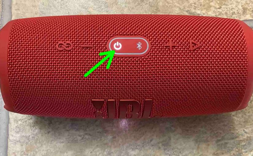 JBL Charge 5 Buttons, Codes, Combinations, Meanings