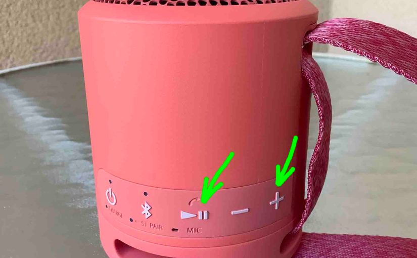 How to Hard Reset Sony SRS XB13 Bluetooth Speaker