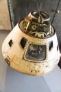 Apollo 11 capsule