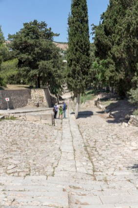 Knossos - the Royal Road