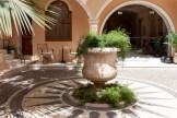 Casa Delfino courtyard