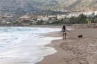 Sandy beach, Paleochora