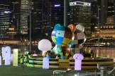 The Light Sculpture event