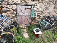 Old cottage at Hope Cove