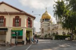 The Sultan mosque