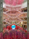 Inside the mall - view towards the main atrium