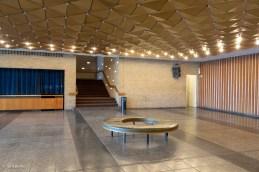 Kino Internationalen interior