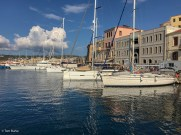 Chania harbour (iPhone)