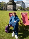 Val in St. Andrews Sq, Edinburgh