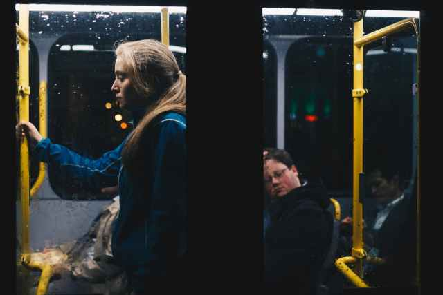 Riding the Struggle Bus