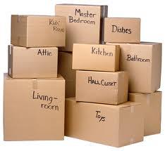 Cardboard Removal Boxes Brighton