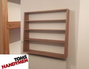 brighton shop-fitting, handyman and carpenter Tom's Handymen