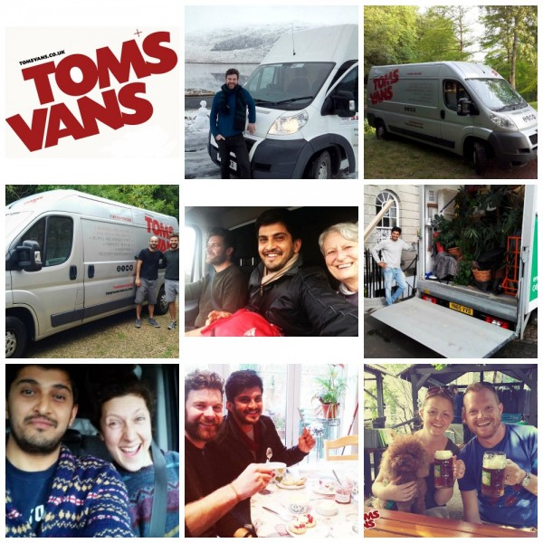 Super friendly and reliable Man with a Van Removals and delivery service in Bristol & Brighton