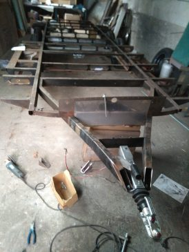 Neue Anhängekupplung mit Auflaufbremse