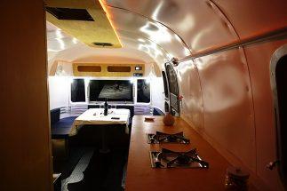 Airstream Küchenzeile