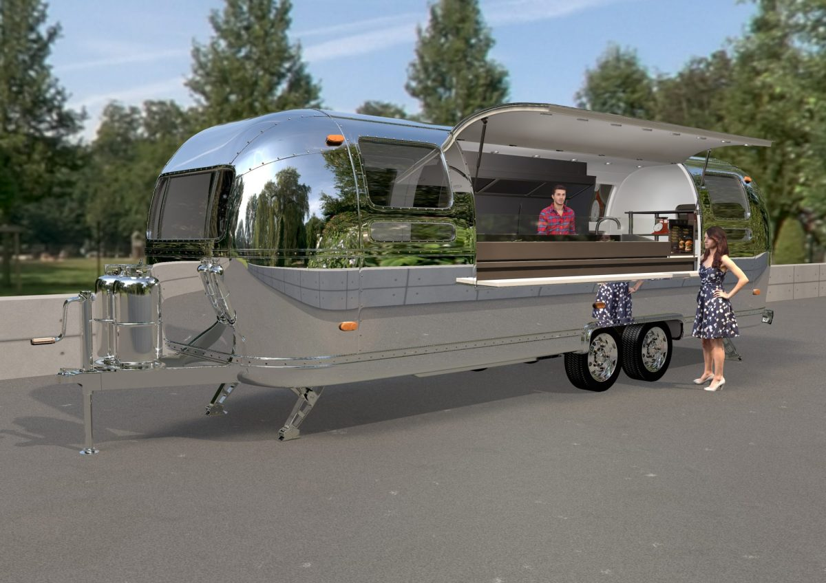 Airstream-Foodtrailer-Foodtruck-Gastro-total-Front