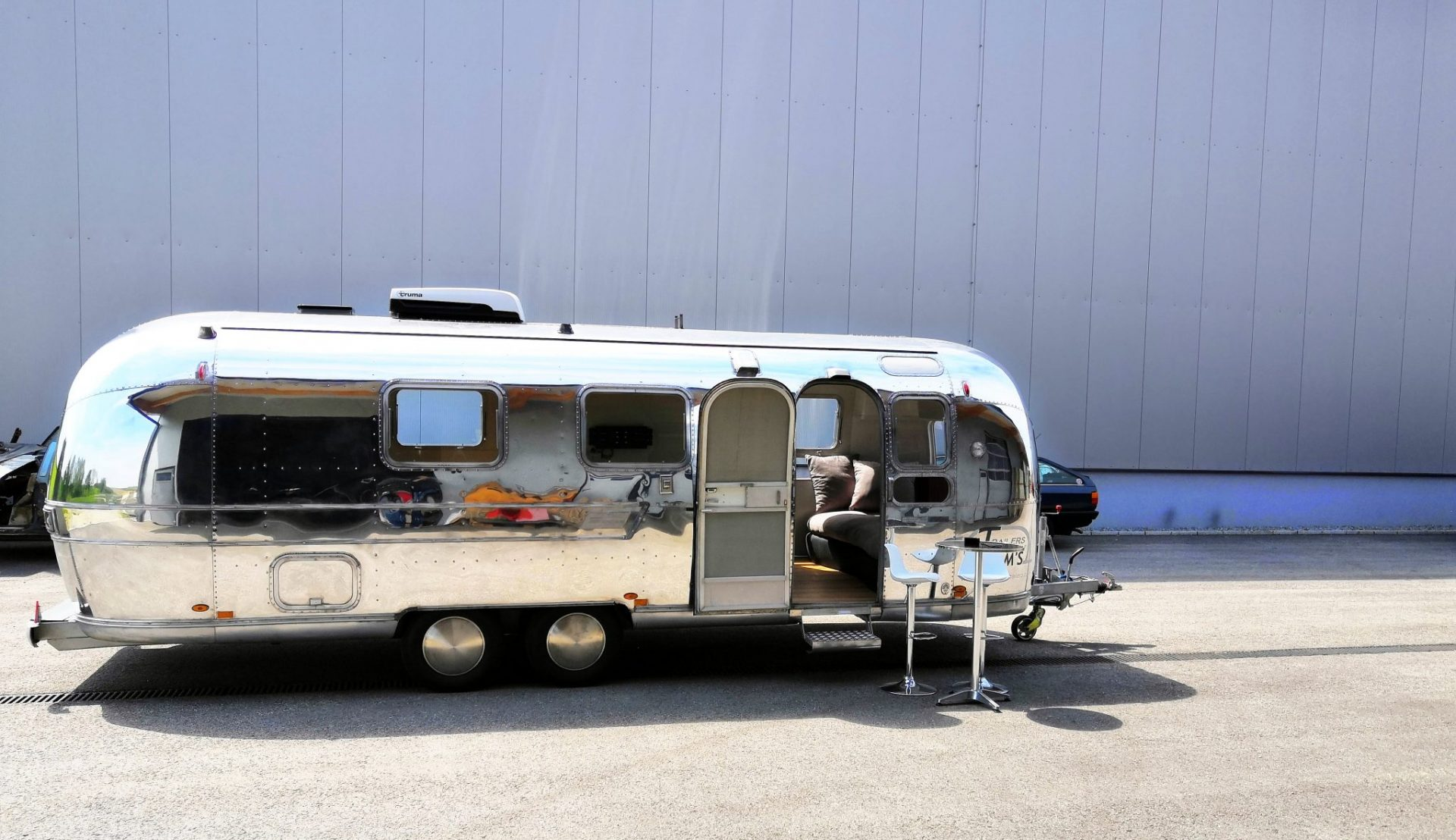Airstream Mobile Lounge Mieten Vermietung Profil