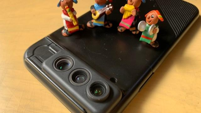 海外旅行におすすめのカメラのシフトカム