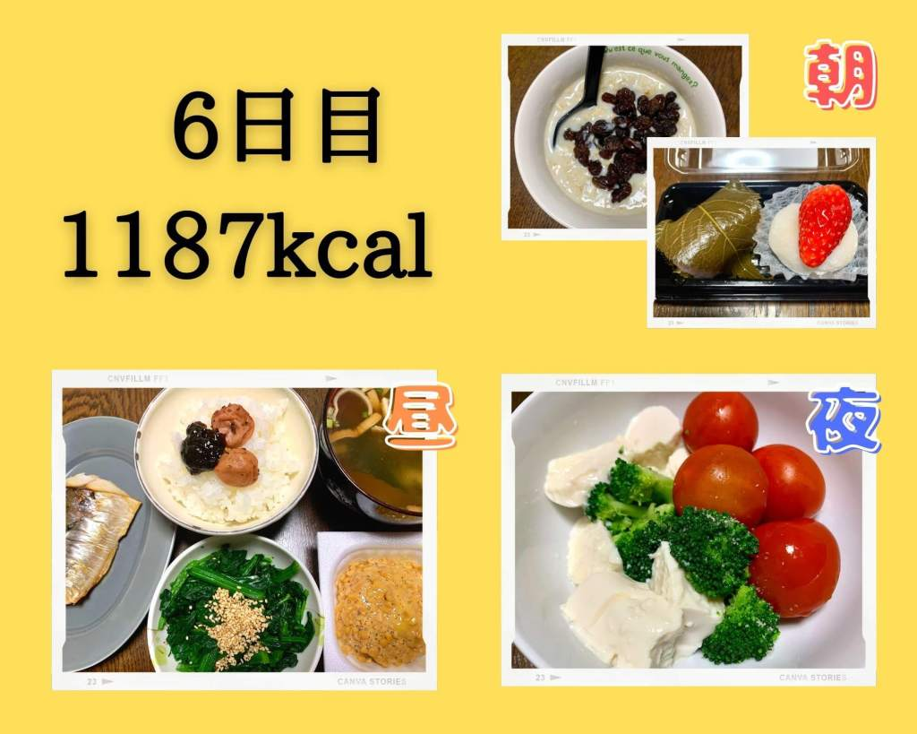 グルテンフリーダイエットの食事内容6