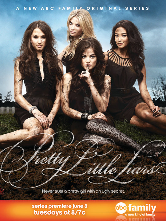 Pretty Little Liars Subliminal Ad Campaign (2/6)