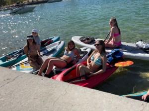 Rotary Park Spring Break Lake Havasu City AZ