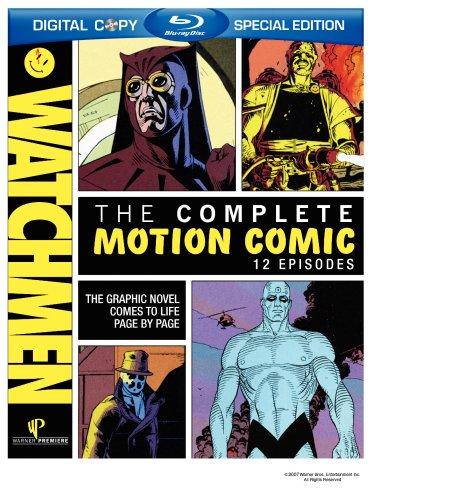 Watchmen Blu-ray