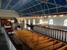 Church interior, Torshavn