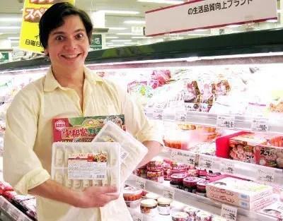 海外の人-日本食-餃子