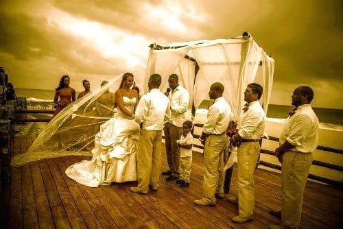海外結婚写真-メキシコ